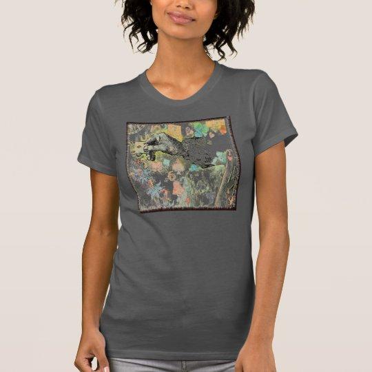 """""""Spielkarten"""" - das Jersey-T - Shirt Frauen"""