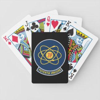 Spielkarten des USAFA Kadett-Geschwader-39
