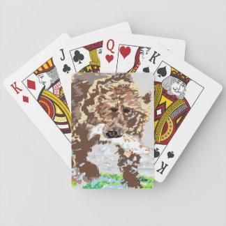Spielkarten: Grizzlybär Spielkarten