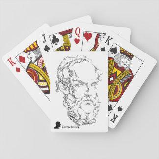 Spielkarten SOCRATES