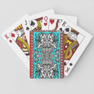 Spielkarten, Standardindexgesichter Spielkarten
