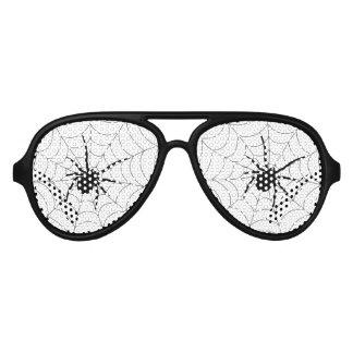Spinne Piloten Sonnenbrillen