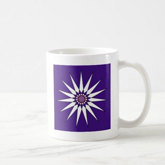Spinnen-Frau Kaffeetasse