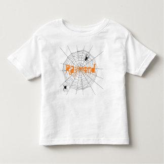 Spinnen-Halloween-Shirt Kleinkind T-shirt