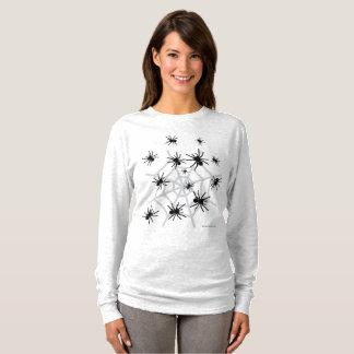 Spinnen-Netz T-Shirt