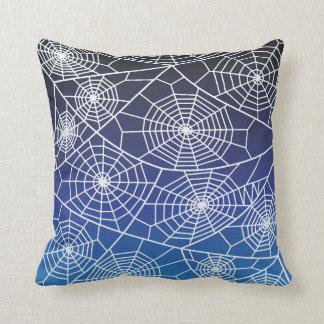 Spinnen-Netze Kissen