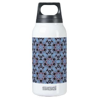Spinnen-Reißzahn-blaues Grau-Flasche Thermoflaschen