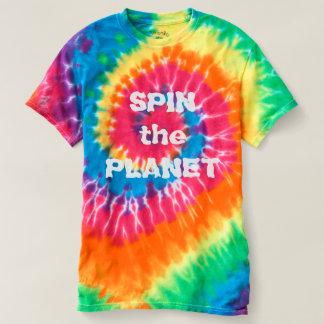 Spinnen Sie den T-shirt