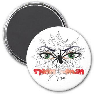 Spinnenfrau / Magnet
