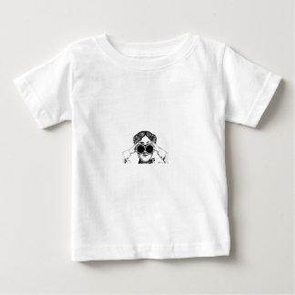 Spionsmädchenbild Baby T-shirt