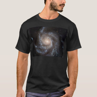Spiralarm die NASA des Pinwheel-M101 T-Shirt