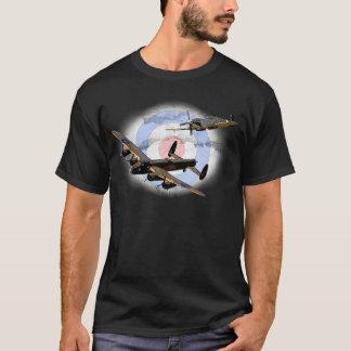 Spitfire und Lancaster T-Shirt