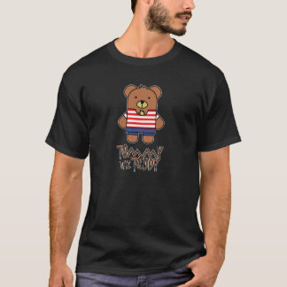 Spitze - Tommy der Teddybär T-Shirt