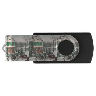 SPITZENwinter-Poesie USB Stick