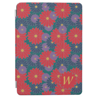 Splashy Fall BlumeniPad Abdeckung iPad Air Cover