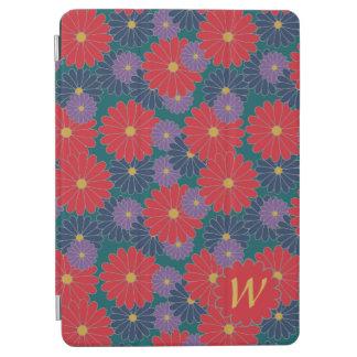 Splashy Fall BlumeniPad Abdeckung iPad Air Hülle