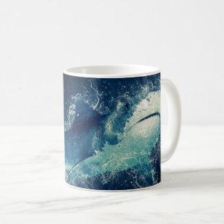 Splashy Haifisch Tasse