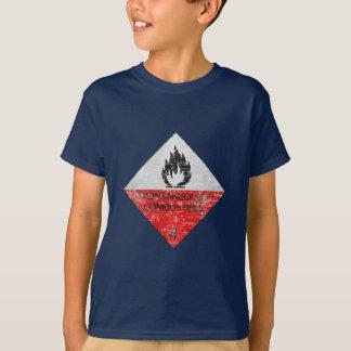 Spontan Brennstoff T-Shirt