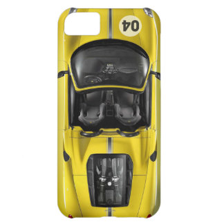 Sport-Auto 04 iPhone 5C Hülle