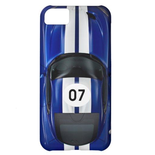 Sport-Auto 07 iPhone 5C Cover