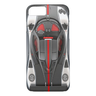 Sport-Auto 09 iPhone 7 Hülle