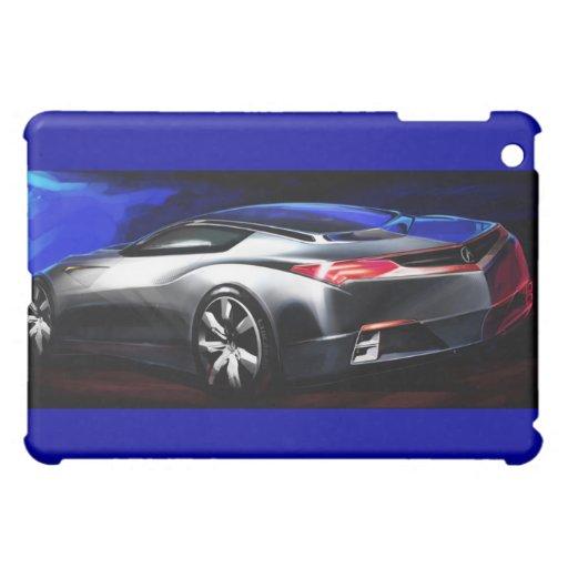 Sport-Auto - iPad Mini Hüllen