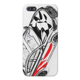 Sport-Auto iPhone 5 Case