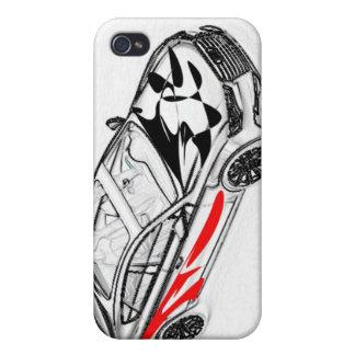 Sport-Auto iPhone 4 Hüllen