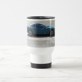 Sport-Auto-Reise-Tasse