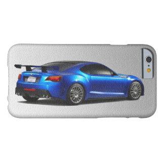Sport-Auto-schnellen und wütenden modernen Barely There iPhone 6 Hülle