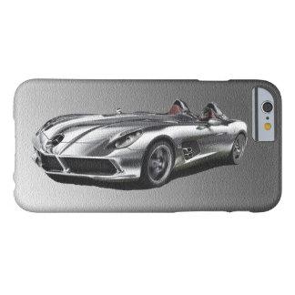 Sport-Auto-schnelles und wütendes modernes Barely There iPhone 6 Hülle