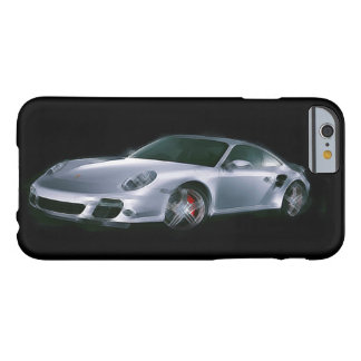 Sport-Auto schnelles wütendes modernes populäres Barely There iPhone 6 Hülle