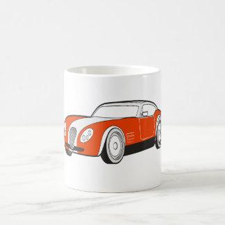 Sport-Auto-Tasse Tasse