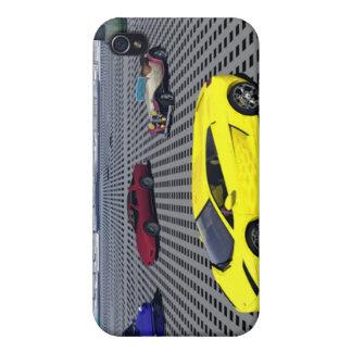 Sport-Autos 4 4s Etui Fürs iPhone 4