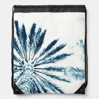 "Sport bag ""palm trees"" turnbeutel"