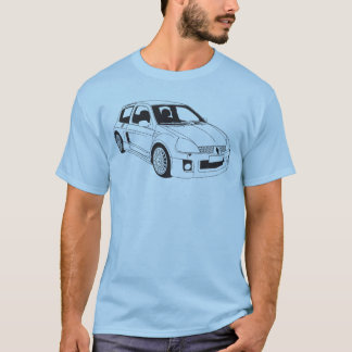 Sport-Phase 2 Renault Clios V6 Renault T-Shirt