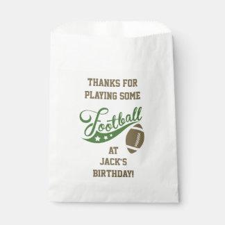 Sport - themenorientierte Bevorzugungs-Taschen mit Geschenktütchen