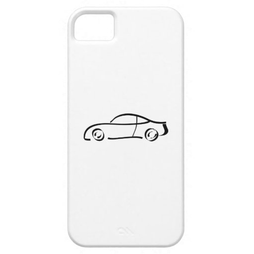 sports car iPhone 5 cover