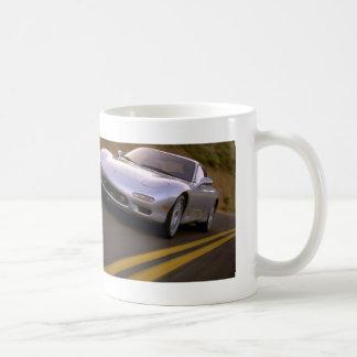 Sportwagen Tasse