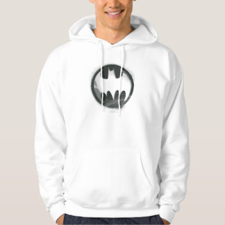 Spray-Symbol-Logo Batman-Symbol-| Hoodie
