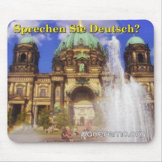 Sprechen Sie Deutsch? Berlin-KathedraleDom, Mousepad