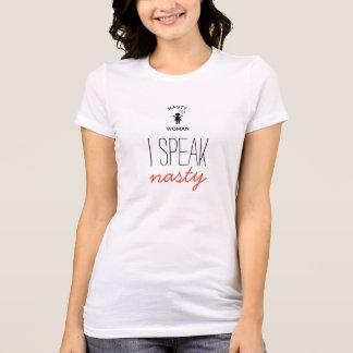 Sprechen Sie ekliges T-Shirt