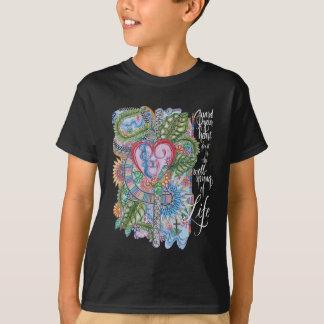 Sprichwort-4:23-Bibel VersSchutz Ihr Herz-T - T-Shirt