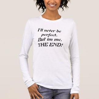Sprichwort Langarm T-Shirt