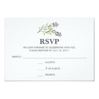 Sprig UAWG Karte irgendein Farbhintergrund 8,9 X 12,7 Cm Einladungskarte