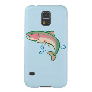 Springende Fische Samsung S5 Hülle
