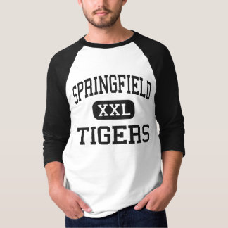 Springfield - Tiger - hoch - neues Middletown Ohio T-Shirt