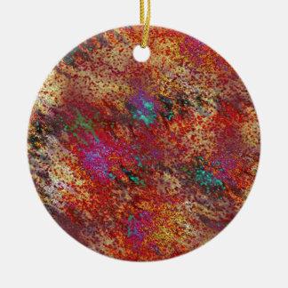 Spritzer #1 keramik ornament