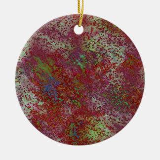 Spritzer #3 keramik ornament