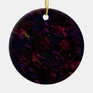Spritzer #6 keramik ornament